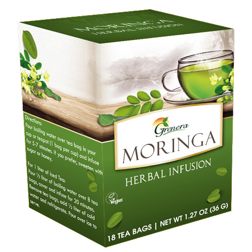 Moringa Herbal Infusion