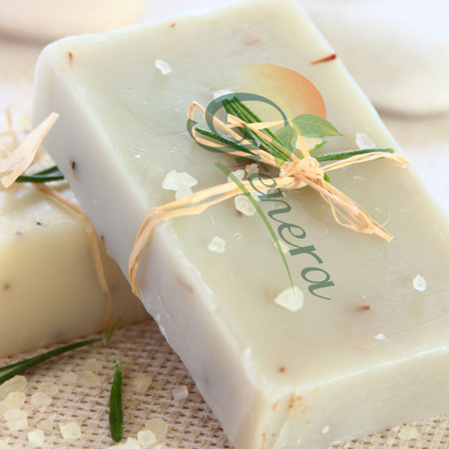 Moringa Lemongrass Soap